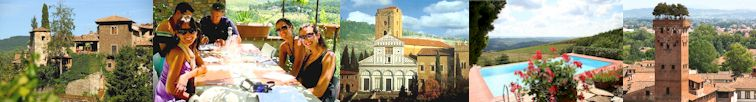 Vacations and holidays in Tuscany